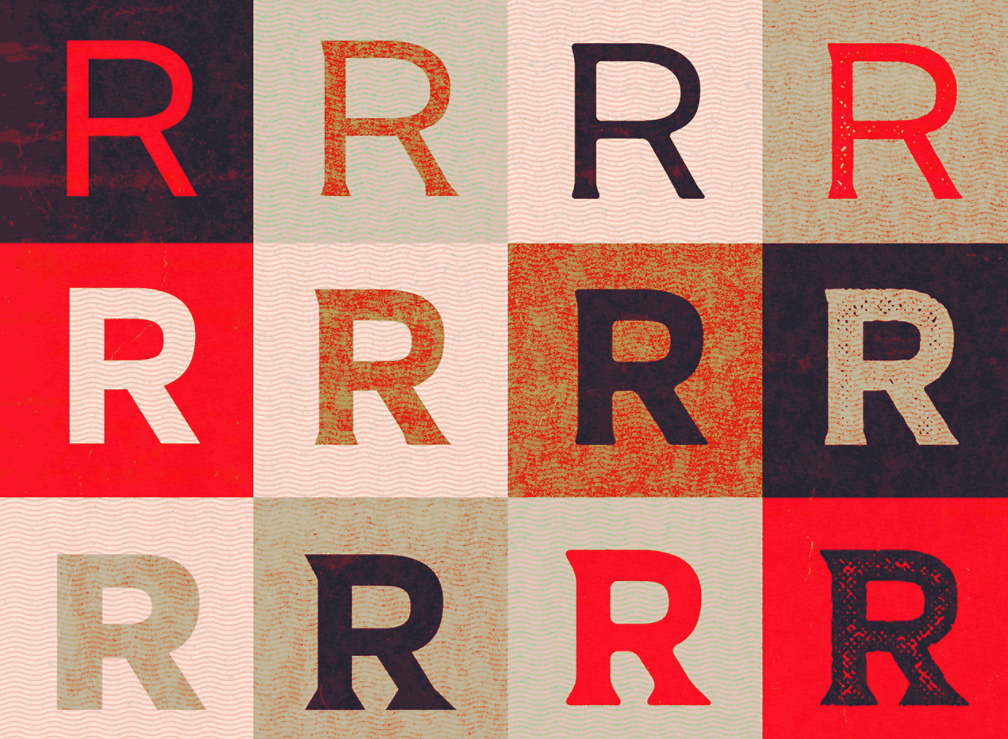 Port City Typeface