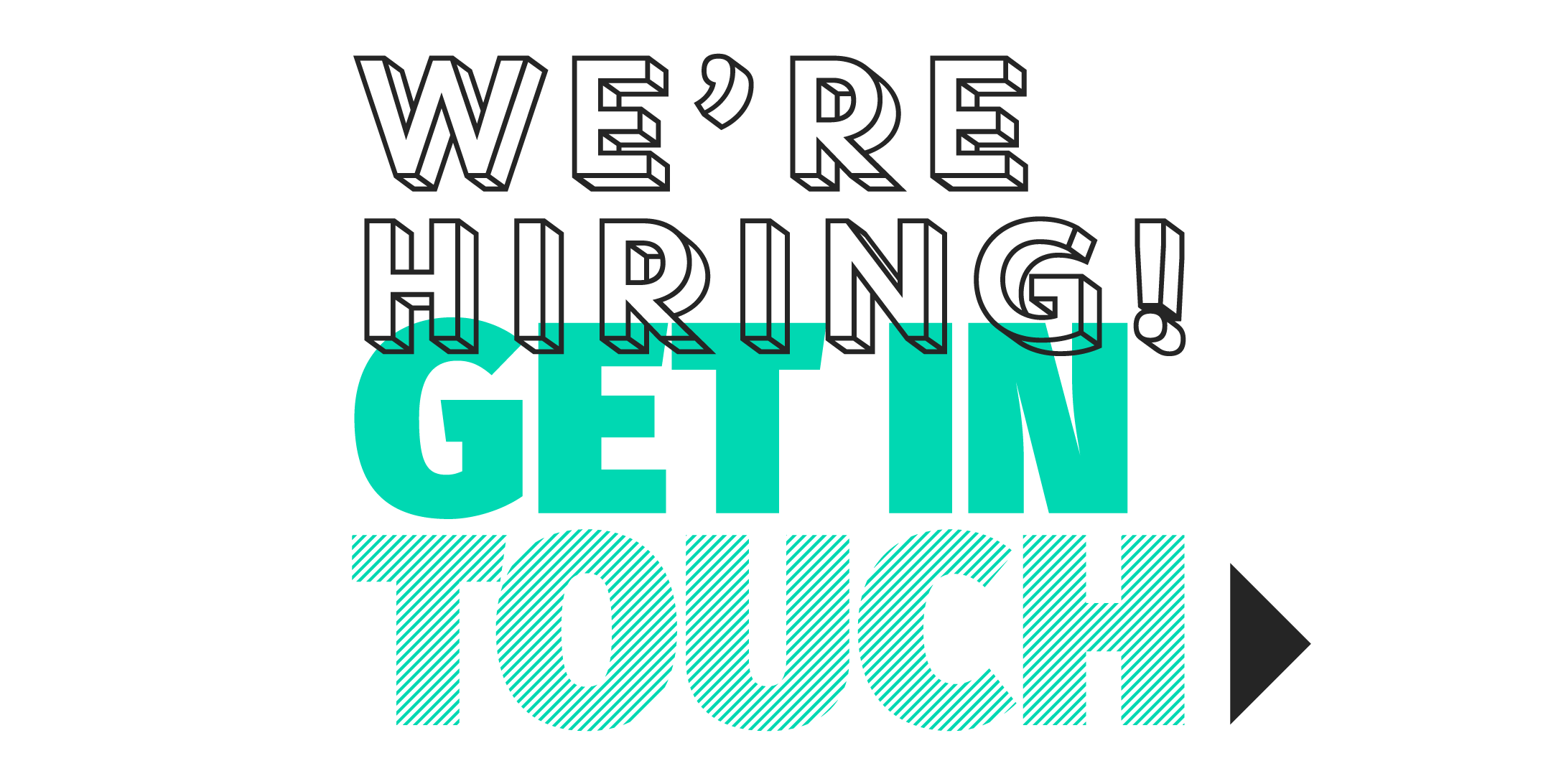 We're hiring. Vacancy for an events producer or project manager