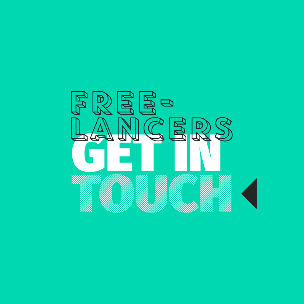 Freelancers get in touch with SomeBrightSpark