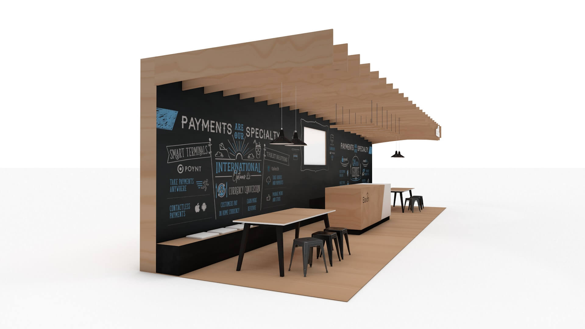 Exhibition Stand Design Leicester : Exhibition stand design d spaces somebrightspark