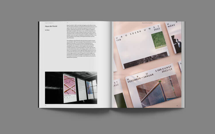 Graphic design book by Andy Cooke
