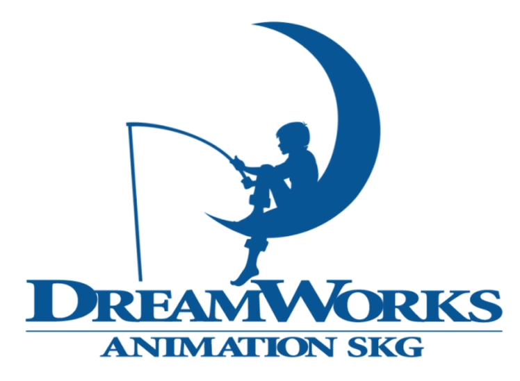 Original Dreamworks logo